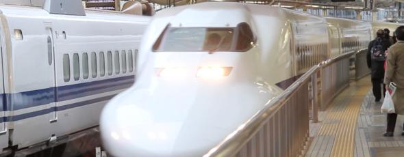 KCET High Speed Rail Segment