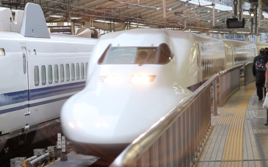 KCET High Speed Rail Segment
